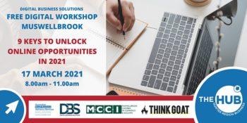 9 Keys to unlock online opportunities in 2021 -